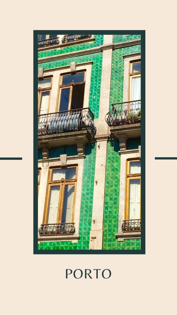 15 raisons de partir a Porto - Portugal