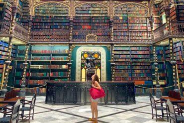 Real Gabinete Portugues de Leitura - rio de janeiro - af