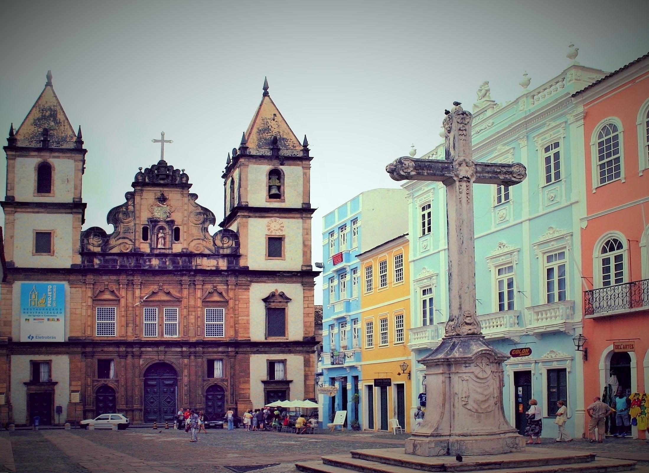 Le Pelourinho - Salvador de Bahia - Bresil 5