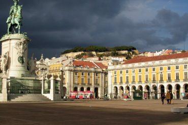 baixa - lisbonne - portugal