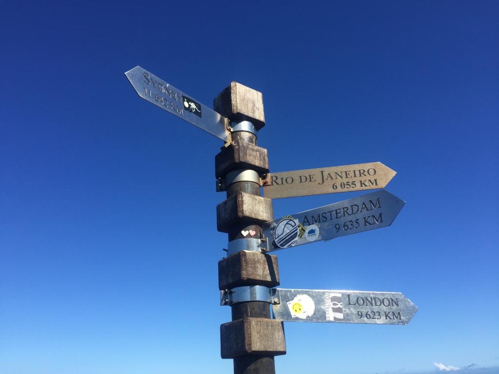 cap de bonne esperance - cape town - AFS - excursion 1